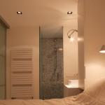 OVKelektra project Noordwijk - slaapkamer met inloopdouche